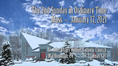 2nd Sunday in Ordinary Time