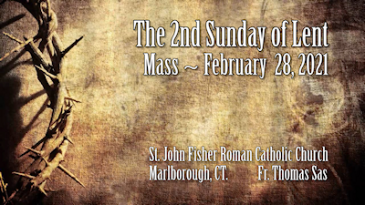 2nd Sunday Lent 400