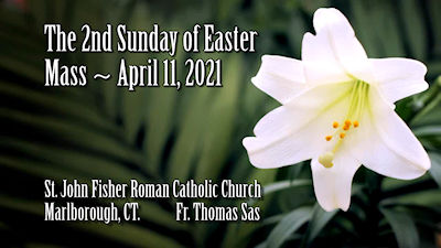 2nd Sunday of Easter 400