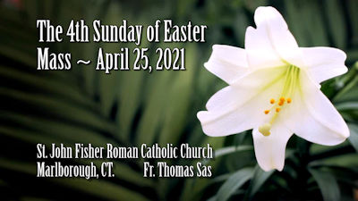 4th Sunday of Easter 400