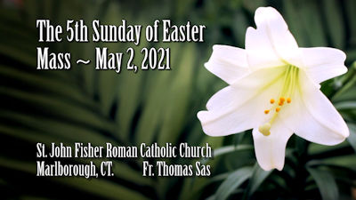 5th Sunday of Easter 400