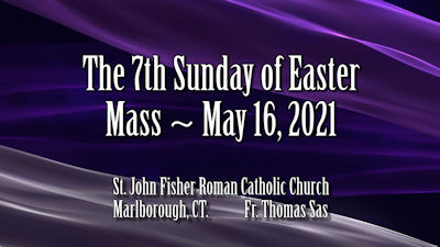 7th Sunday of Easter 400